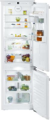 Встраиваемый двухкамерный холодильник Liebherr ICBN 3376-21 встраиваемый двухкамерный холодильник liebherr icbn 3324 21