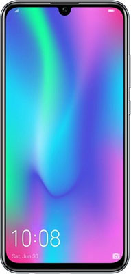 Смартфон Honor 10 Lite black (51093 FPP) 64 GB черный смартфон huawei p 20 lite 64 gb