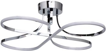 Люстра потолочная DeMarkt Аурих/Aurich 496015302 450*0 1W LED 220 V 12v 1w led spotlight green