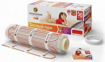Теплый пол Теплолюкс Tropix МНН 160-1 0 теплый пол нагревательный мат rexant extra площадь 7 0 м2 0 5 х 14 0 метров 1120вт двух жильный