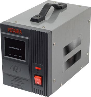 Стабилизатор напряжения Ресанта АСН-1500/1-Ц стабилизатор ресанта асн 1500 н 1 ц