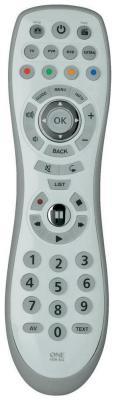 Универсальный пульт OneForAll URC 6440 Simple&Comfort 4 пульты программируемые oneforall simple comfort 4 urc6440