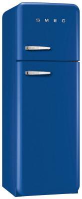 Двухкамерный холодильник Smeg FAB 30 RBL1 smeg fq55fxe