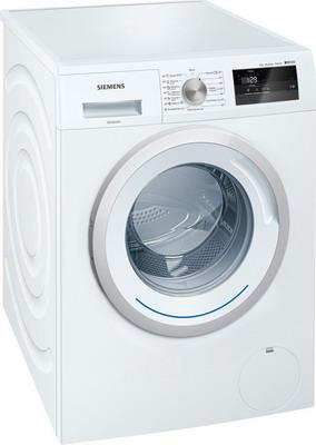 Стиральная машина Siemens WM 10 N 040 OE стиральная машина с сушкой siemens wd 15 h 541 oe