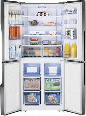 Многокамерный холодильник HISENSE RQ-56 WC4SAX многокамерный холодильник hisense rq 56 wc4saw