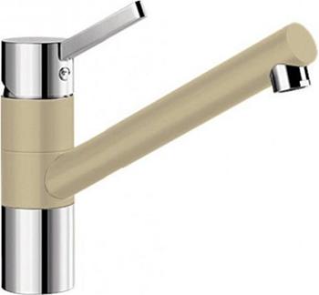 Кухонный смеситель BLANCO TIVO SILGRANIT хром/шампань смеситель blanco zenos silgranit 517810 шампань