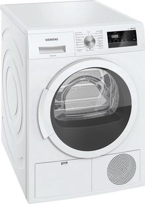 Сушильная машина Siemens WT 45 M 260 OE встраиваемая стиральная машина siemens wk 14 d 541 oe