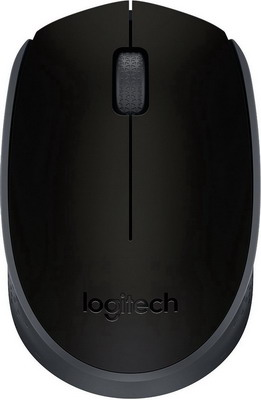 Мышь Logitech M 171 Black 910-004424