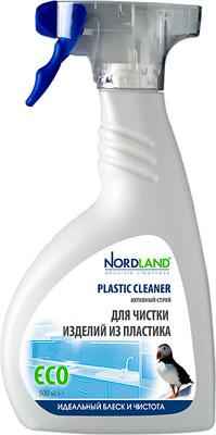 Чистящее средство для пластика NORDLAND 391336 бытовая хими�� nordland активный спрей для чистки кухни 500 мл