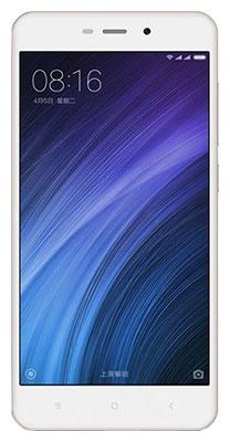 Мобильный телефон Xiaomi Redmi 4A 16 Gb золотистый smartfony xiaomi podverjeny sereznoi yiazvimosti