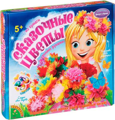 Набор из бумаги BONDIBON Сказочные цветы