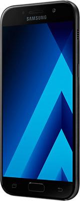 Мобильный телефон Samsung Galaxy A5 (2017) SM-A 520 F черный samsung galaxy a5 2016 sm a510f black