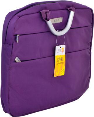 Сумка JetA LB 15-04 фиолетовый