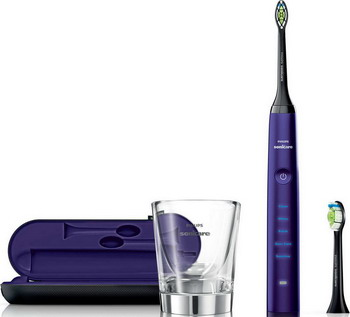 Электрическая зубная щетка Philips HX 9372/04 Sonicare DiamondClean glass cup for charger hx9100 sonicare diamondclean toothbrush hx9340 hx9342 hx9313 hx9333 hx9362 hx9382 hx9302 hx9350 6530 6930