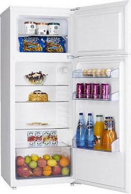 Двухкамерный холодильник Shivaki TMR-1442 W repalce paper roller kit for hp laserjet laserjet p1005 6 7 8 m1212 3 4 6 p1102 m1132 6 rl1 1442 rl1 1442 000 rc2 1048 rm1 4006
