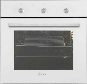 Встраиваемый электрический духовой шкаф Lex EDP 070 WH