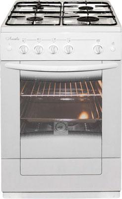 Газовая плита Лысьва ГП 400 М2С-2у белая со стеклянной крышкой щит мастер 2у