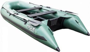 Надувная лодка HDX CLASSIC 330 P/L зелёная 67866 hdx