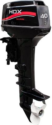Мотор лодочный HDX T 40 JFWL 50395 лодочный мотор 4 х тактный titan ftp15amhl