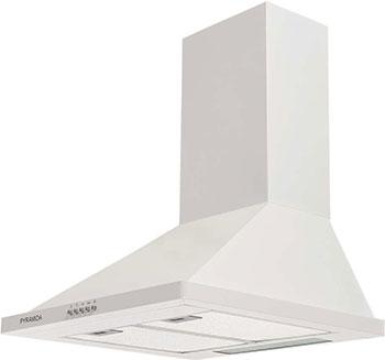 Вытяжка купольная Pyramida KH 50 WH pyramida kh 50 white