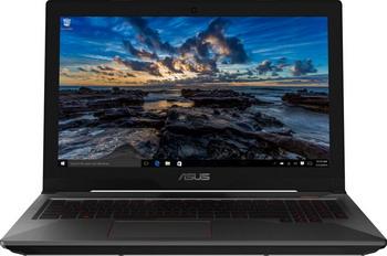 Ноутбук ASUS FX 503 VD-E 4343 (90 NR0GN1-M 07620) Black ноутбук asus n 580 vd dm 494 90 nb0fl4 m 08990