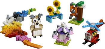 Конструктор Lego Classic: Кубики и механизмы 10712