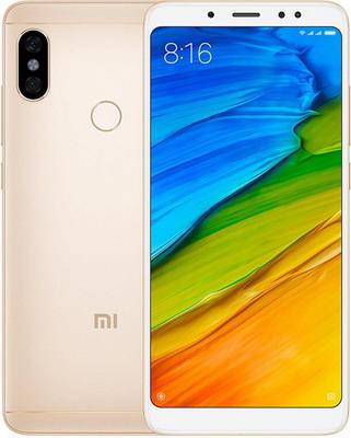 Мобильный телефон Xiaomi Redmi Note 5 4/64 Gb золотистый