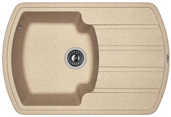 Кухонная мойка Florentina Нире-760 песочный FG мойка florentina нире 480 грей