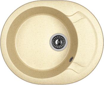 Кухонная мойка DrGans БЕРТА 580 дюна дюна