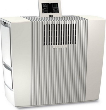 Воздухоочиститель Venta LPH 60 WiFi белый очиститель воздуха tower air purifier venta venta lw15 lw25 lw45