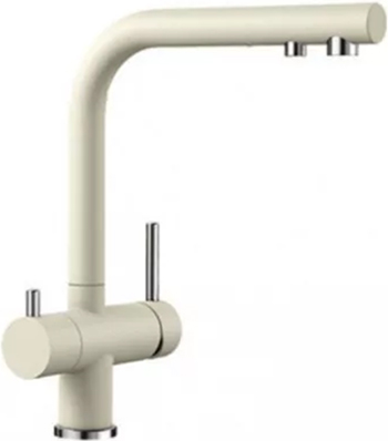 Кухонный смеситель BLANCO FONTAS II SILGRANIT жасмин 525142 смеситель elipso ii stainless steel 514882 blanco