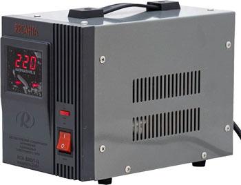 Стабилизатор напряжения Ресанта АСН-2000/1-Ц стабилизатор напряжения sven vr v1000