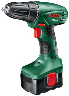Дрель-шуруповерт Bosch PSR 14 4 0603955420 bosch дрель шуруповерт psr 1200 аккум патрон быстрозажимной
