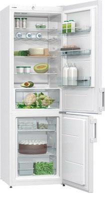 Двухкамерный холодильник Gorenje RK 6191 AW двухкамерный холодильник позис rk 101 серебристый металлопласт