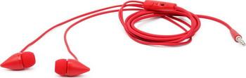Вставные наушники Harper HV-403 RED вставные наушники harper hv 501 grey