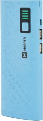 Зарядное устройство портативное универсальное Harper PB-10007 BLUE
