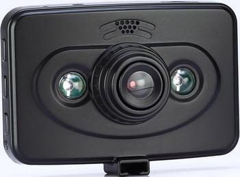 Автомобильный видеорегистратор QStar MI1 видеорегистратор qstar le5