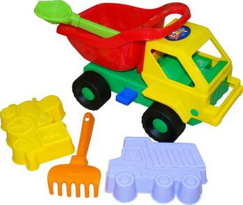 Набор для песочницы Полесье №41 Кузя-2 игрушки в песочницу green toys игровой набор для песочницы
