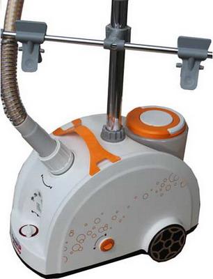 Отпариватель для одежды Grand Master SJ-20 DJ/T оранжевый пароочиститель grand master gm j205t желтый 1750вт 380589