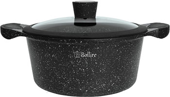 Кастрюля Bollire BR-1103 4 3л  MILANO цены онлайн