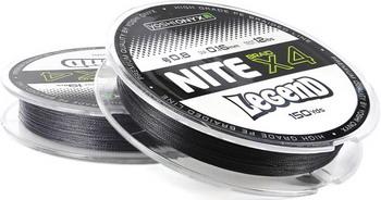 Леска Yoshi Onyx NITE Legend x4 Темно-Серый PE 104440