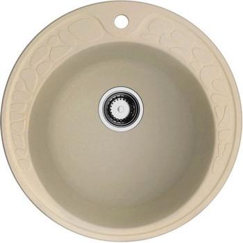 Кухонная мойка OMOIKIRI Tovada 51-MA Artgranit/марципан (4993364) кухонная мойка omoikiri tovada 51 ma 510х510 марципан 4993364