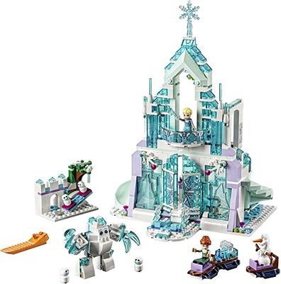 Конструктор Lego Princess Волшебный ледяной замок Эльзы 41148-L конструктор lego disney princess 41154 волшебный замок золушки