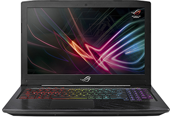 Ноутбук ASUS ROG HERO GL 503 VD-GZ 250 (90 NB0GQ4-M 03920) msi b360 gaming pro carbon blackboard gaming ешьте курицу материнская плата intel b360 lga 1151