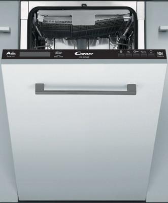 Полновстраиваемая посудомоечная машина Candy CDI 2D 11453-07 посудомоечная машина candy cdp 2l952w