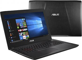 Ноутбук ASUS FX 502 VM-DM 114 T (90 NB0DR5-M 01960) ноутбук asus n 580 vd dm 494 90 nb0fl4 m 08990