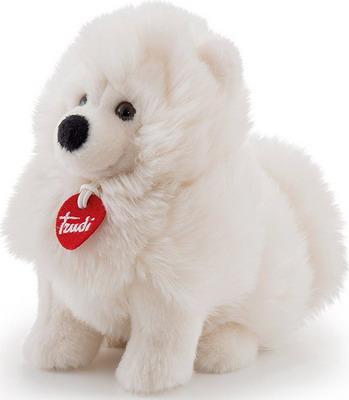 Мягкая игрушка Trudi Самоедская собака-пушистик 29018 мягкие игрушки trudi лайка маркус 24 см