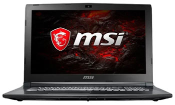 Ноутбук MSI GL 62 M 7REX-2672 RU ноутбук msi gs43vr 7re 094ru phantom pro 9s7 14a332 094