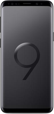 Смартфон Samsung Galaxy S9 64 GB SM-G 960 F черный смартфон samsung galaxy s9 64 gb sm g 965 бургунди