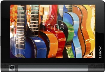 Планшет Lenovo Yoga Tablet 8 3 2Gb 16 Gb LTE (ZA0B 0044 RU) черный смартфон bqs 5050 strike selfie grey mediatek mt6580 1 3 8 gb 1 gb 5 1280x720 dualsim 3g bt android 6 0